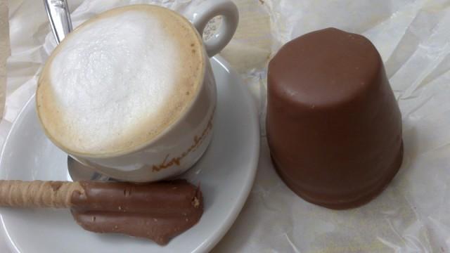 Cappuccino e Nhá Benta