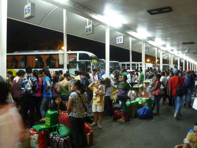 Araneta Bus Station