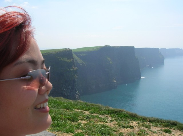 Cliffs of Moher, Galway... Sim, valem a pena!