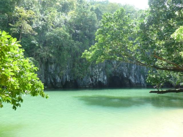 O Rio Subterrâneo ou Underground River