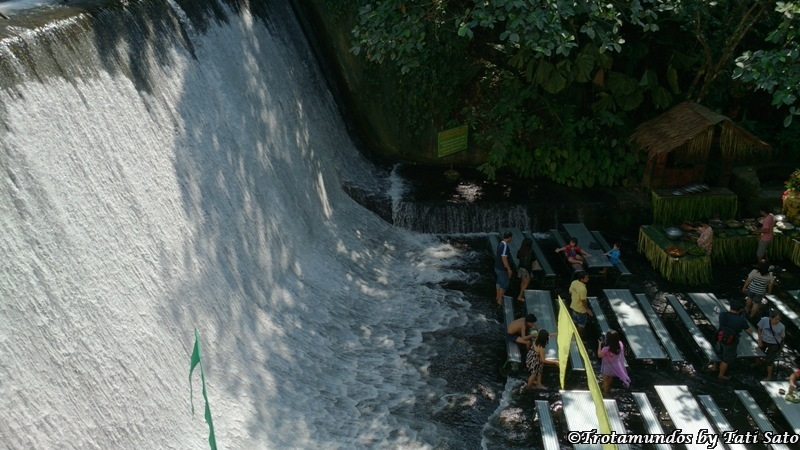 Villa Escudero Waterfalls Restaurant Menu