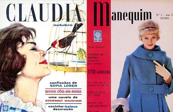 Claudia e Manequim